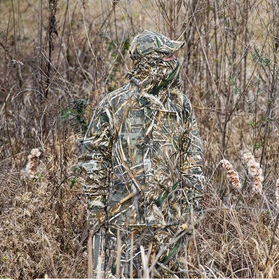 Turkey Hunting Equipment - Camouflage